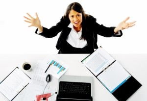 woman entrepreneur asking for help