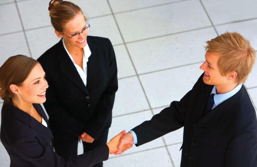 LinkedIn Company Page Followers are Handshakes