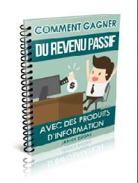 eBook Comment Generer Du Revenu Passif