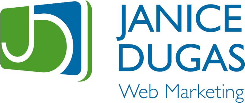logo Janice Dugas Web Marketing