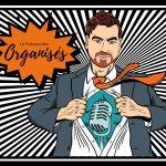 logo podcast des organises