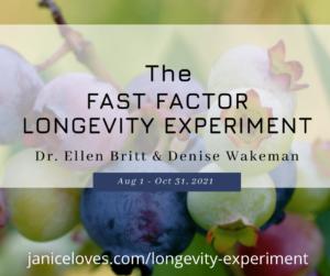 longevity experiment