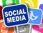 medias sociaux facebook twitter linkedin