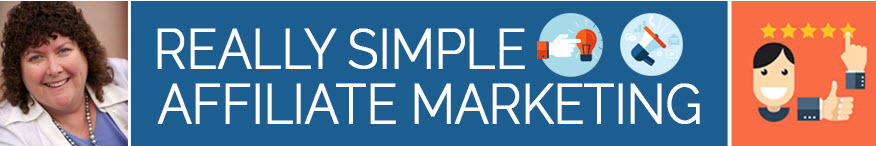 Really Simple Affiliate Marketing Course Banner