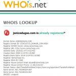 whoisnet_database